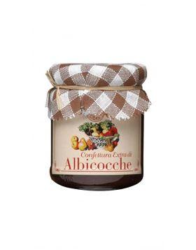 Confettura Extra di Albicocche Gr 220