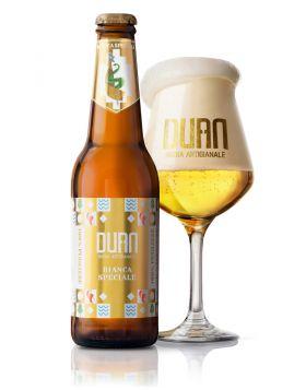 Birra Artigianale - BIANCA SPECIALE - Duan 33 Cl