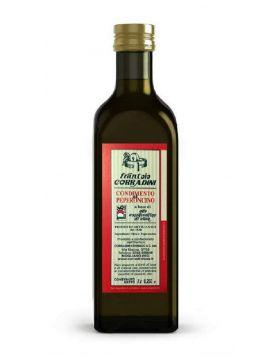 Olio Aromatizzato al Peperoncino Extravergine di oliva 250 ml - Corradini
