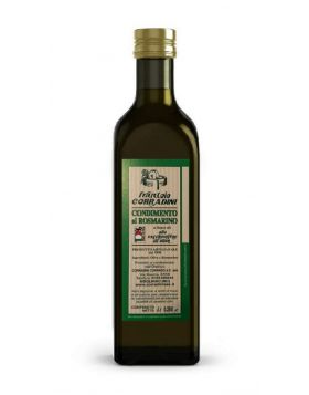 Olio Aromatizzato Multivarietale al Rosmarino Extravergine di Oliva 250 ml- Corradini
