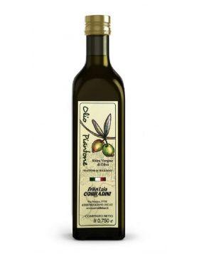 Olio Extravergine di Oliva Monovarietale Piantone di Mogliano 750 ml- Corradini