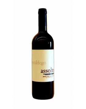 Teroldego Rosato Assolto - Redondel